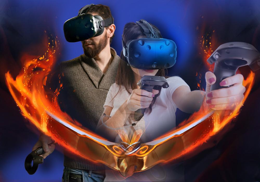 réalité virtuelle escape game